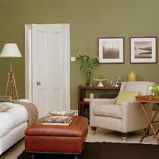 Green And Brown Decoration Ideas - Green living room ideas decorating