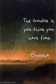 you think you time buddha quote pictures photos and images
