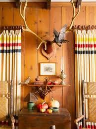 Curtain Style Best 25 Cabin Curtains Ideas On Pinterest Farmhouse Style