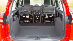 ford c max mpv practicality boot space carbuyer