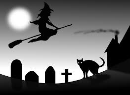 Cat Silhouette Halloween Clipart Cat 4