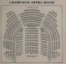 champaign history 201 north neil street walker opera house
