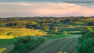 Iowa scenery images Grant wood scenic byway iowa tourism map travel guide things to jpg