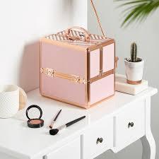 Pink Tool Box Dresser by Amazon Com Beautify Makeup Cosmetic Organizer Train Case 10
