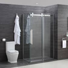Infold Shower Door by Shower Doors Choose From Pivot Sliding Bifold U0026 Frameless