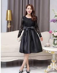 dress pesta 30 model gaun pesta korea style tercantik dan terbaru fashion