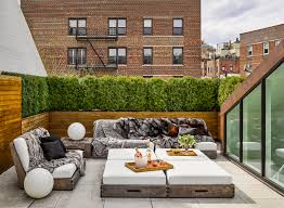 townhouse design apartment patio ideas small designs for townhouse along with