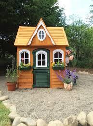 Backyard Cedar Playhouse by Alisaburke The Backyard Project Part 2