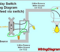 typical light switch wiring diagram efcaviation com