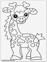 coloring pages jungle animals animal book printa jungle