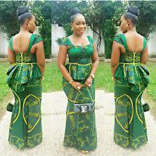 best kitenge dresses elegant and new kitenge designs fashenista