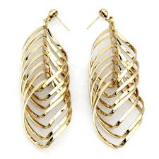 gold earrings online ae04 gold earrings online shopping in pakistan zardi