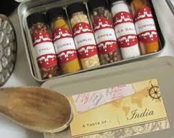 travel gift basket diy travel spice kit etsy