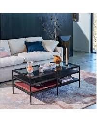 Display Coffee Table Deal Alert West Elm Soldar Display Coffee Table Glass Rolled