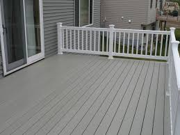 composite deck north texas fence and deck plano tx