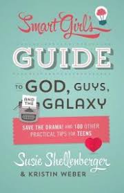 Christian Teen Bookstore   Christianbook com Christian Book Distributors Smart Girl     s Guide to God  Guys  and the Galaxy  Save the Drama