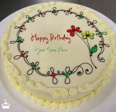 cake birthday best happy birthday cakes images with name