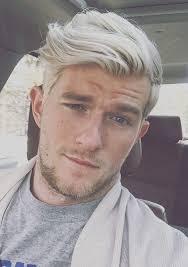 mens low lights for gray hair best 25 platinum blonde hair men ideas on pinterest mens
