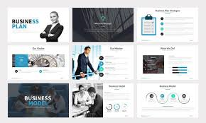 20 outstanding business plan powerpoint templates the