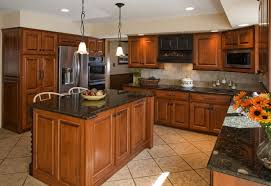 Refinished Kitchen Cabinets Kitchen Idea - Kitchen cabinets refinished