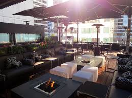 Vancouver Restaurants With Patios Best Patios In Downtown Vancouver 2014