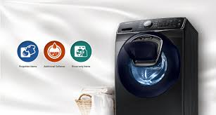 Add To Wishlist Loading Extra Samsung 5 2 Cu Ft High Efficiency Front Load Steam Washer