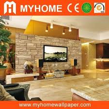 wallpapers for home interiors myhome 3d wallpaper home interiors decor wholesale china buy home