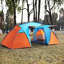 tente 4 chambres bellamore tente imperméable pour cing randonnée familiale