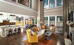 decorating ideas for open living room and kitchen open living room ideas size of living room ideas open floor
