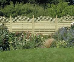10 awesome fence designs including one your dog will love