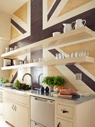 diy kitchen backsplash on a budget inexpensive kitchen backsplash ideas pictures from hgtv hgtv