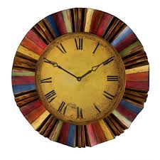 trendy decorative large wall clock 103 large decorative wall