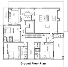 ground floor plan house plans house plan for chalay ground floor plan