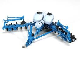 Kinze Planter Parts by Ag Farm Toys 1 64 Kinze 4900 Front Fold 16 Row Planter W Liquid