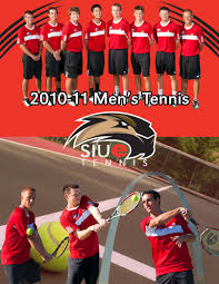 2010 11 siue men u0027s tennis guide by siue athletics issuu