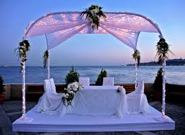 wedding extraordinary beach wedding ceremony decorations about