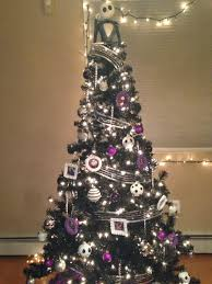 nightmare before christmas tree holidays pinterest christmas