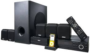 1000 watt rca home theater system fingerhut rca 1000 watt dvd home theater system