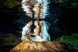 trash the dress a breathtaking underwater trash the dress photo shoot
