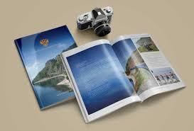 brochure design cornwall say it in print