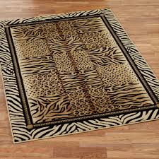 Cheetah Home Decor Decorating Comfy Animal Print Rug And Cheetah Rug With Beautiful
