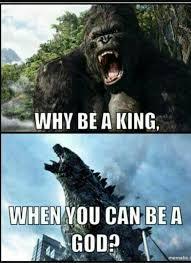 Godzilla Meme - funny godzilla and king kong meme horror amino
