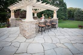 Irregular Stone Patio Flagstone Patio Pavers Rosetta Grand Flagstone