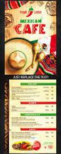65 best restaurant food menu templates psd u0026 indesign
