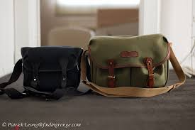 leica bags billingham combination bag for the leica m review