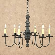 Country Style Chandelier Colonial Style Chandelier Wooden Chandeliers Country And Primitive