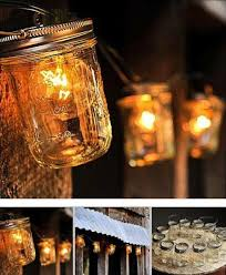recycling for diy outdoor lights 15 creative outdoor lighting