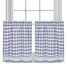 gingham check curtain target