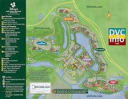 disney saratoga springs resort spa dvcinfo disney saratoga springs resort map