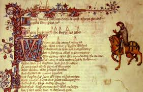 the history of english middle english c 1100 c 1500